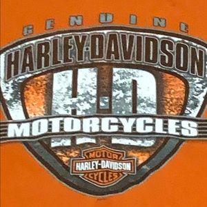 Tilley's Harley-Davidson Large Men's T-Shirt